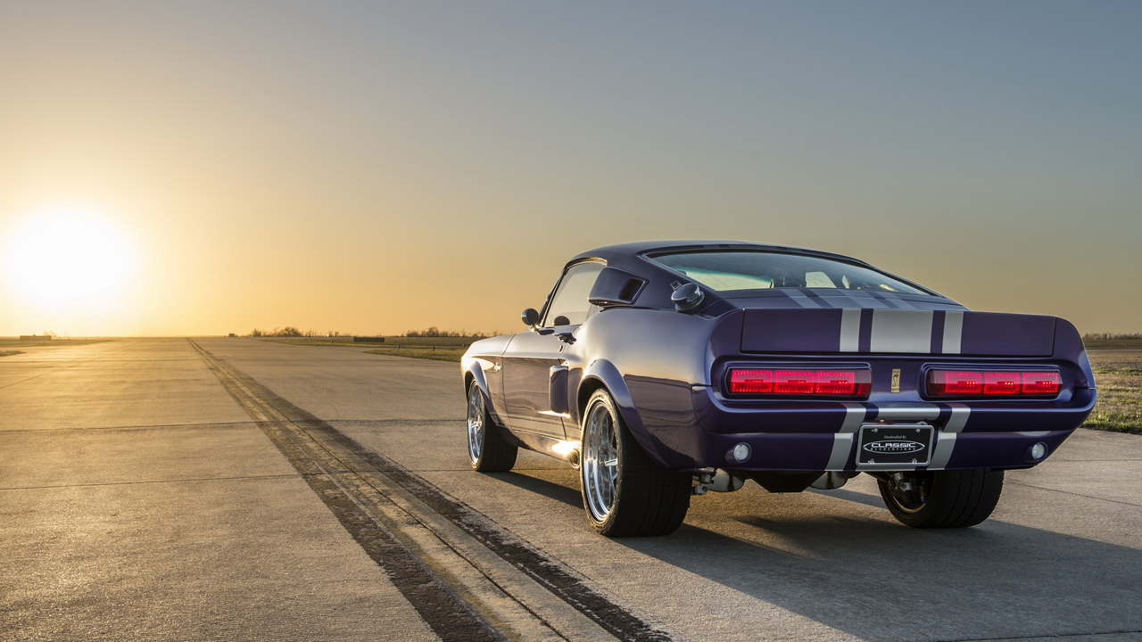 classic recreations shelby gt500cr mustang 1