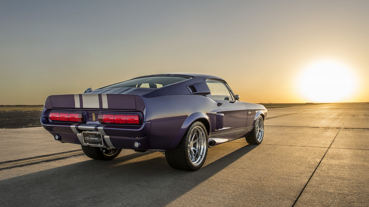 classic recreations shelby gt500cr mustang 10