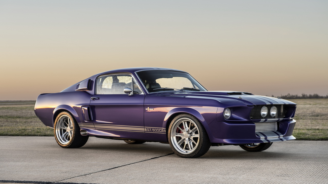 classic recreations shelby gt500cr mustang 11