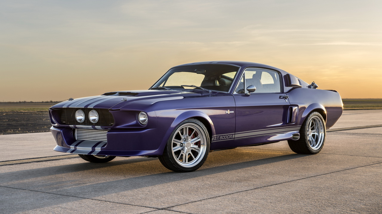 classic recreations shelby gt500cr mustang 12