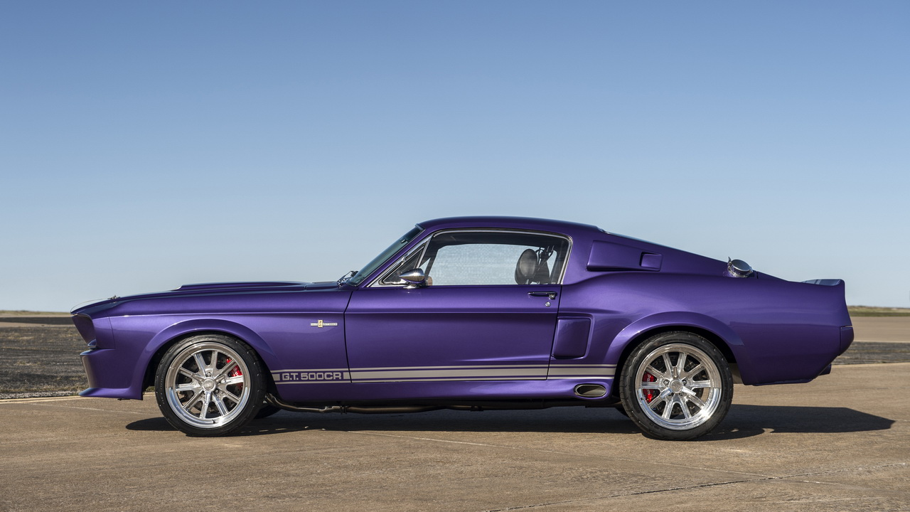 classic recreations shelby gt500cr mustang 14