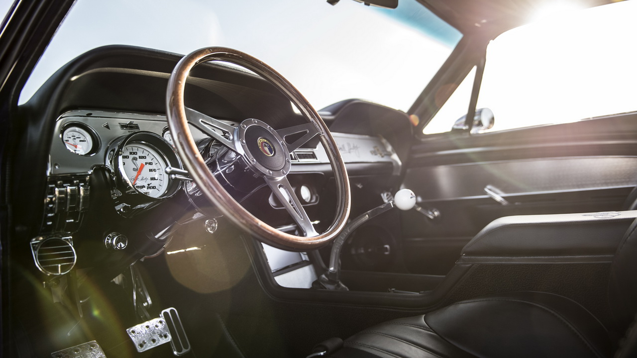 classic recreations shelby gt500cr mustang 62