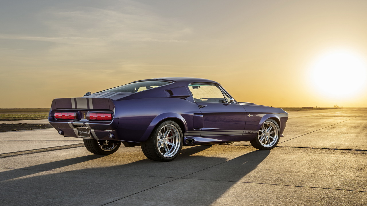 classic recreations shelby gt500cr mustang 7