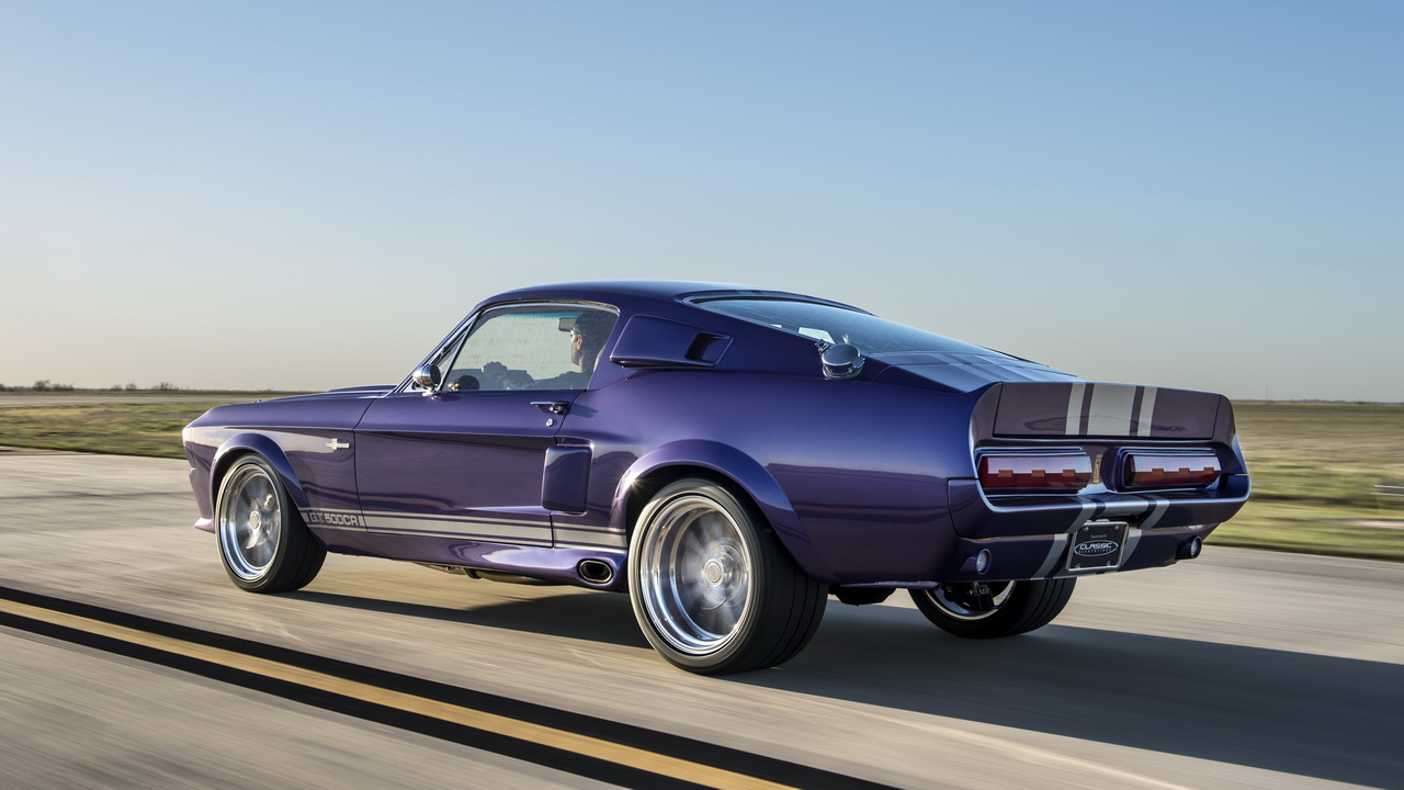 classic recreations shelby gt500cr mustang 9