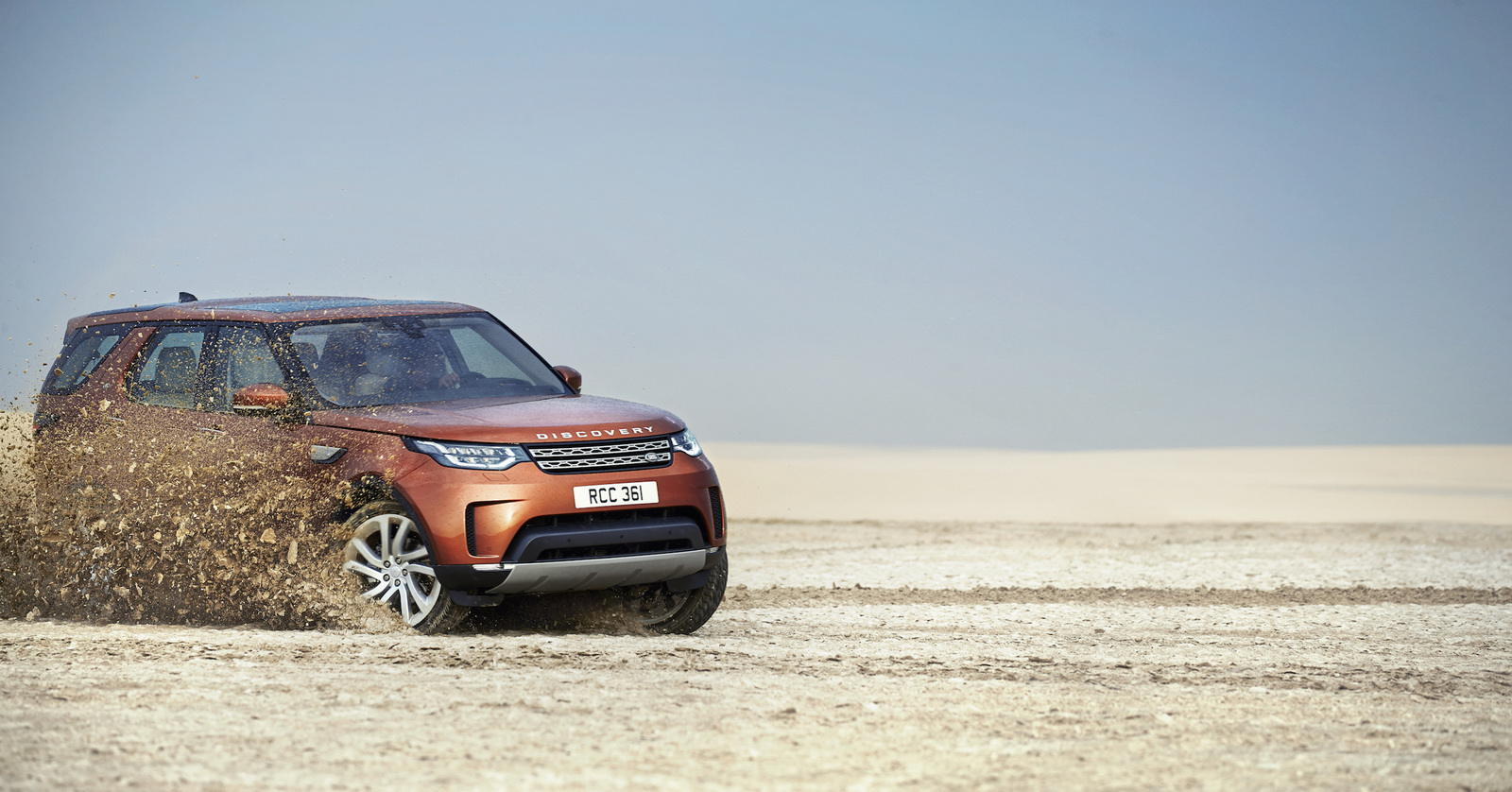 Land Rover Discovery 2017 1 1