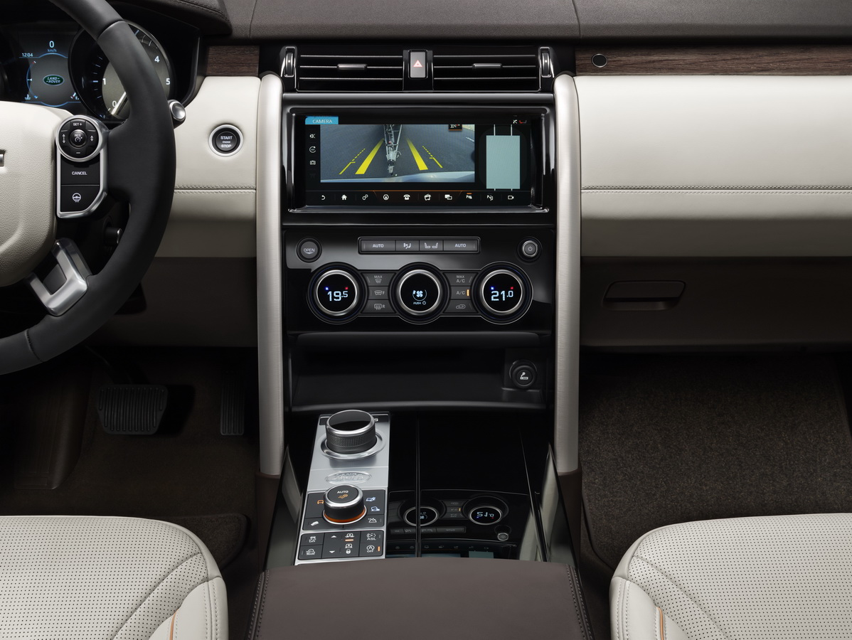 Land Rover Discovery 2017 100