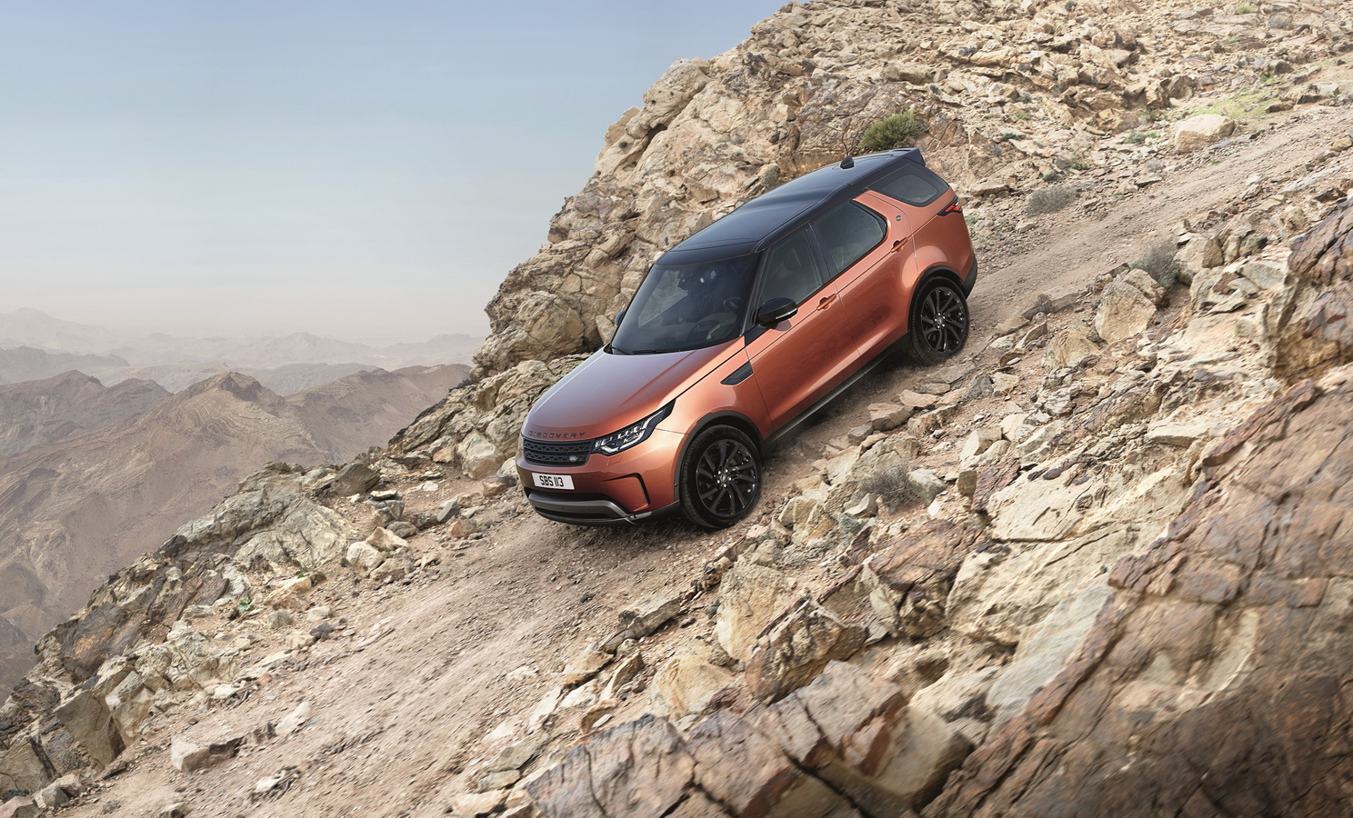 Land Rover Discovery 2017 108