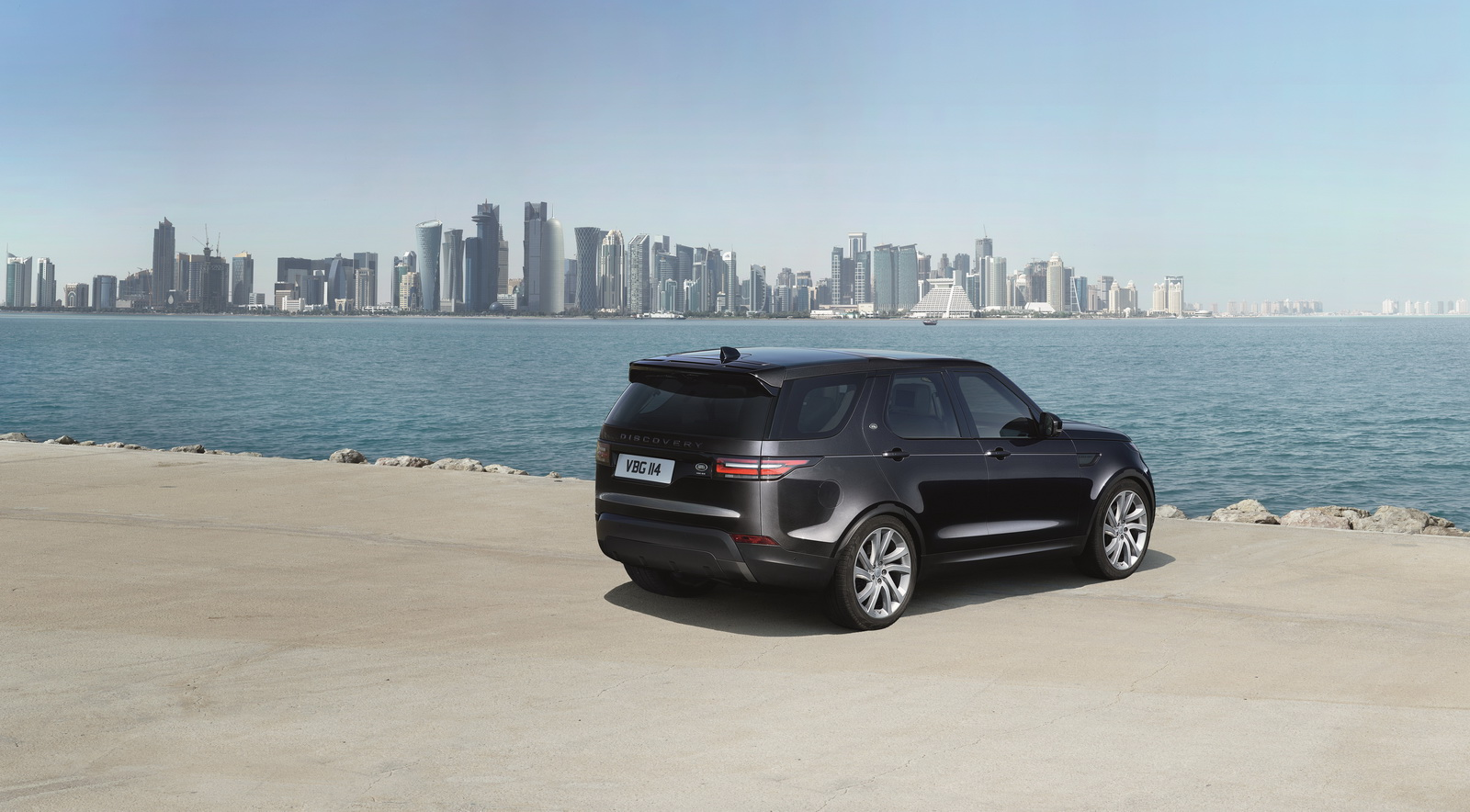 Land Rover Discovery 2017 109