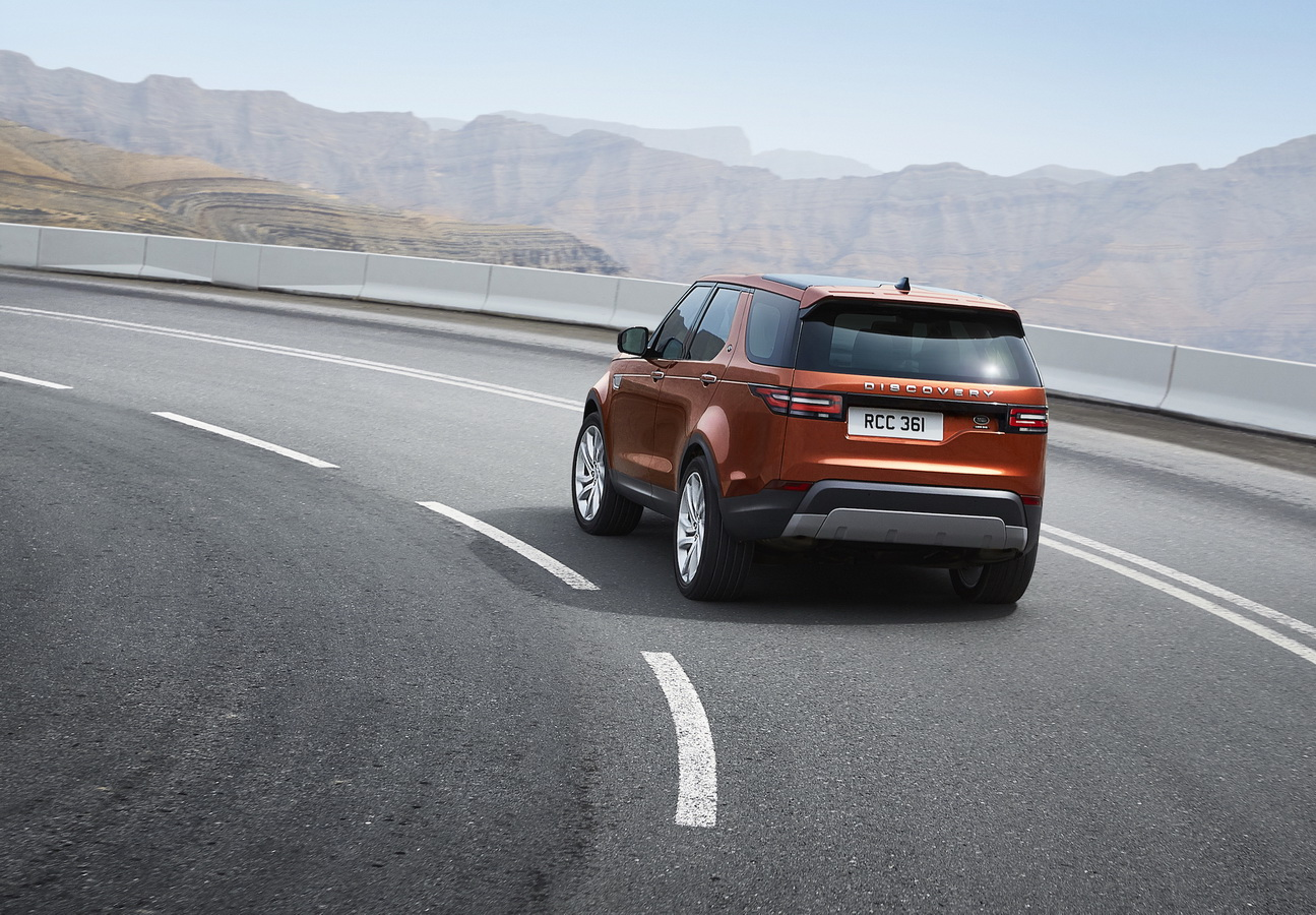 Land Rover Discovery 2017 11