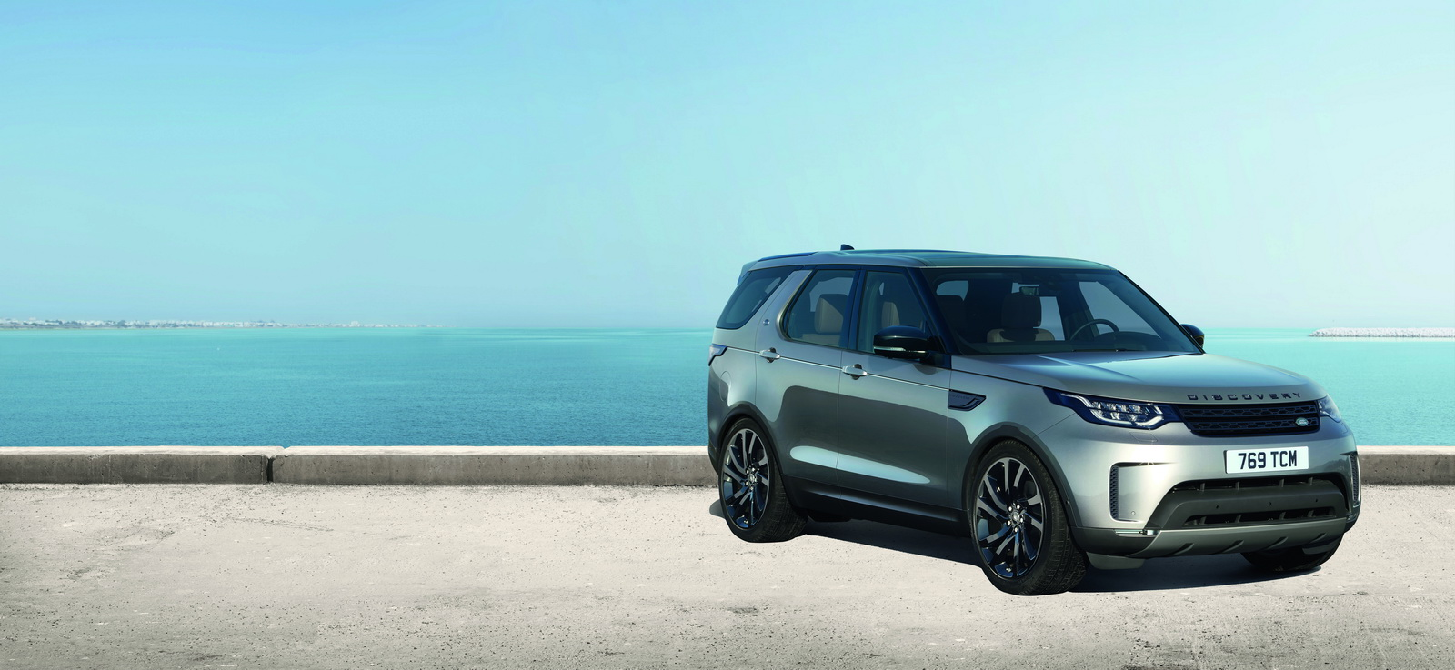 Land Rover Discovery 2017 113
