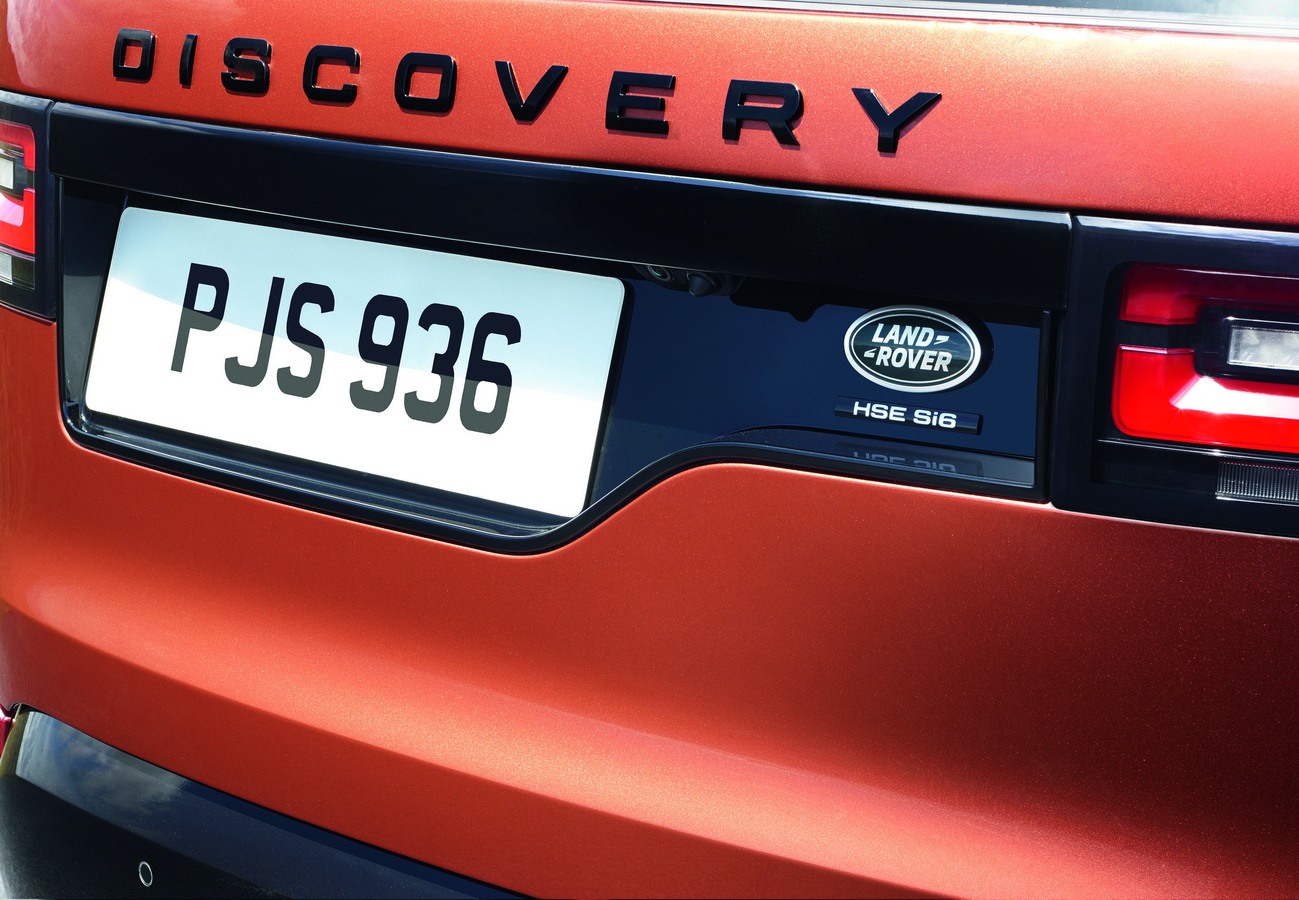 Land Rover Discovery 2017 117