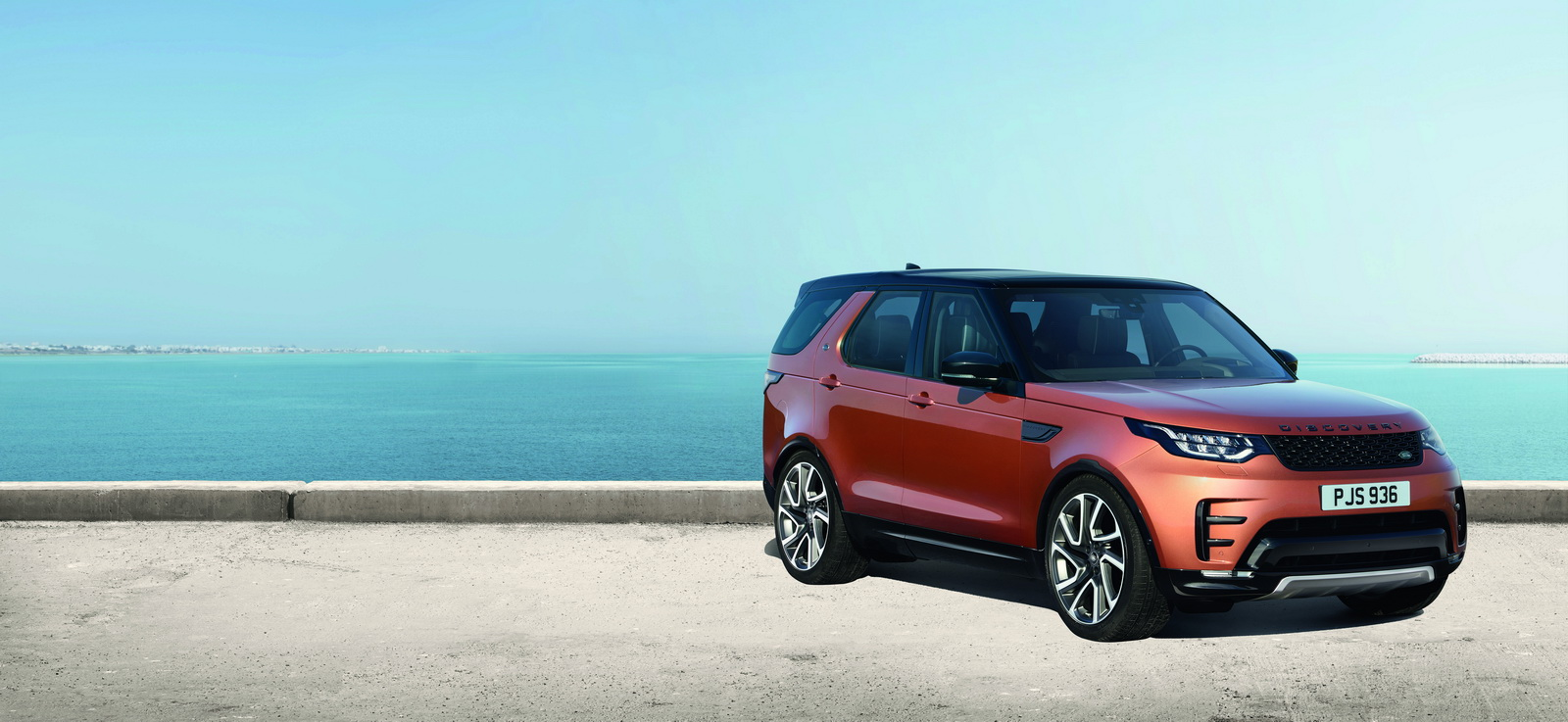 Land Rover Discovery 2017 118