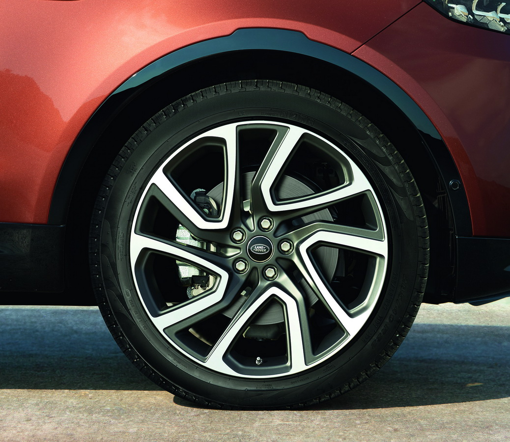 Land Rover Discovery 2017 119