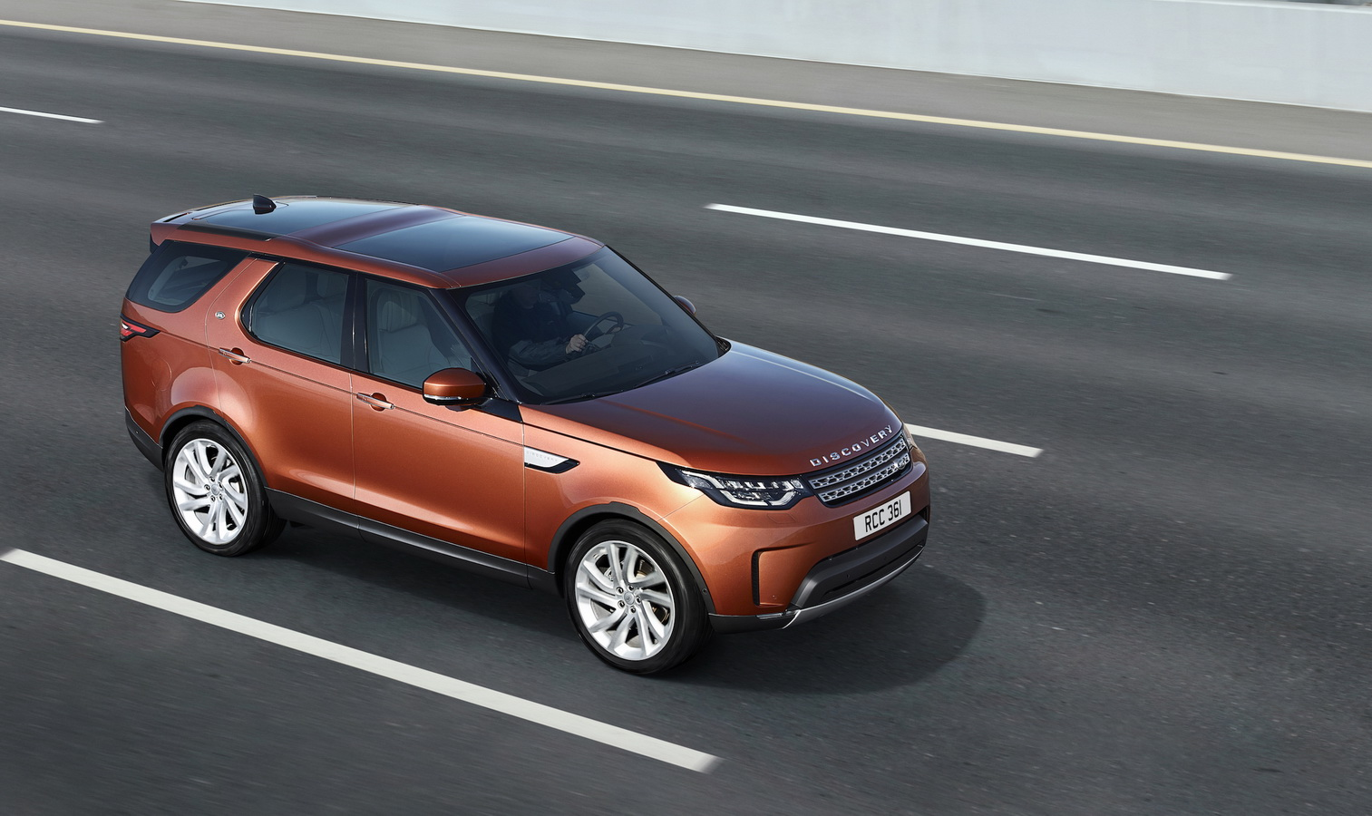 Land Rover Discovery 2017 13