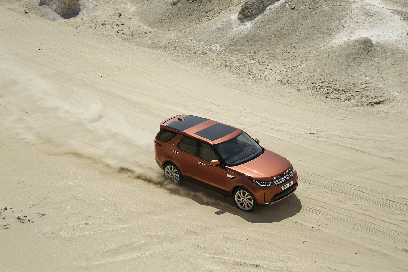 Land Rover Discovery 2017 2 1