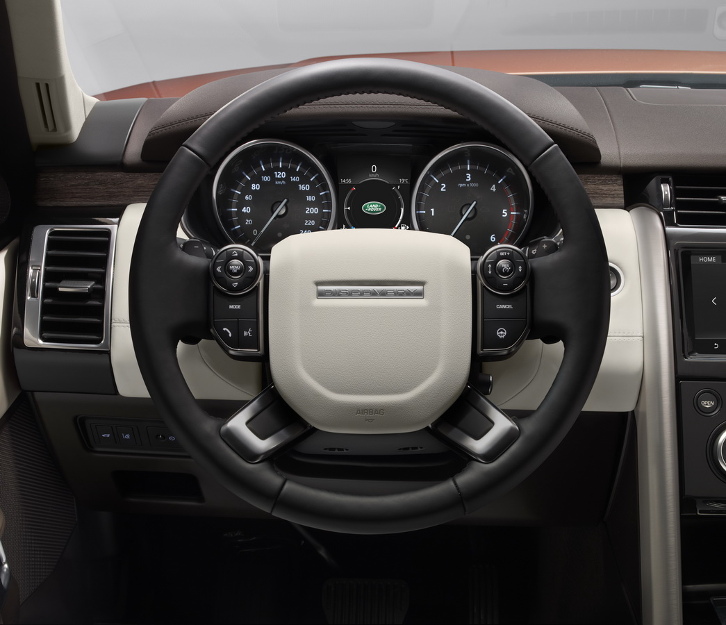 Land Rover Discovery 2017 25