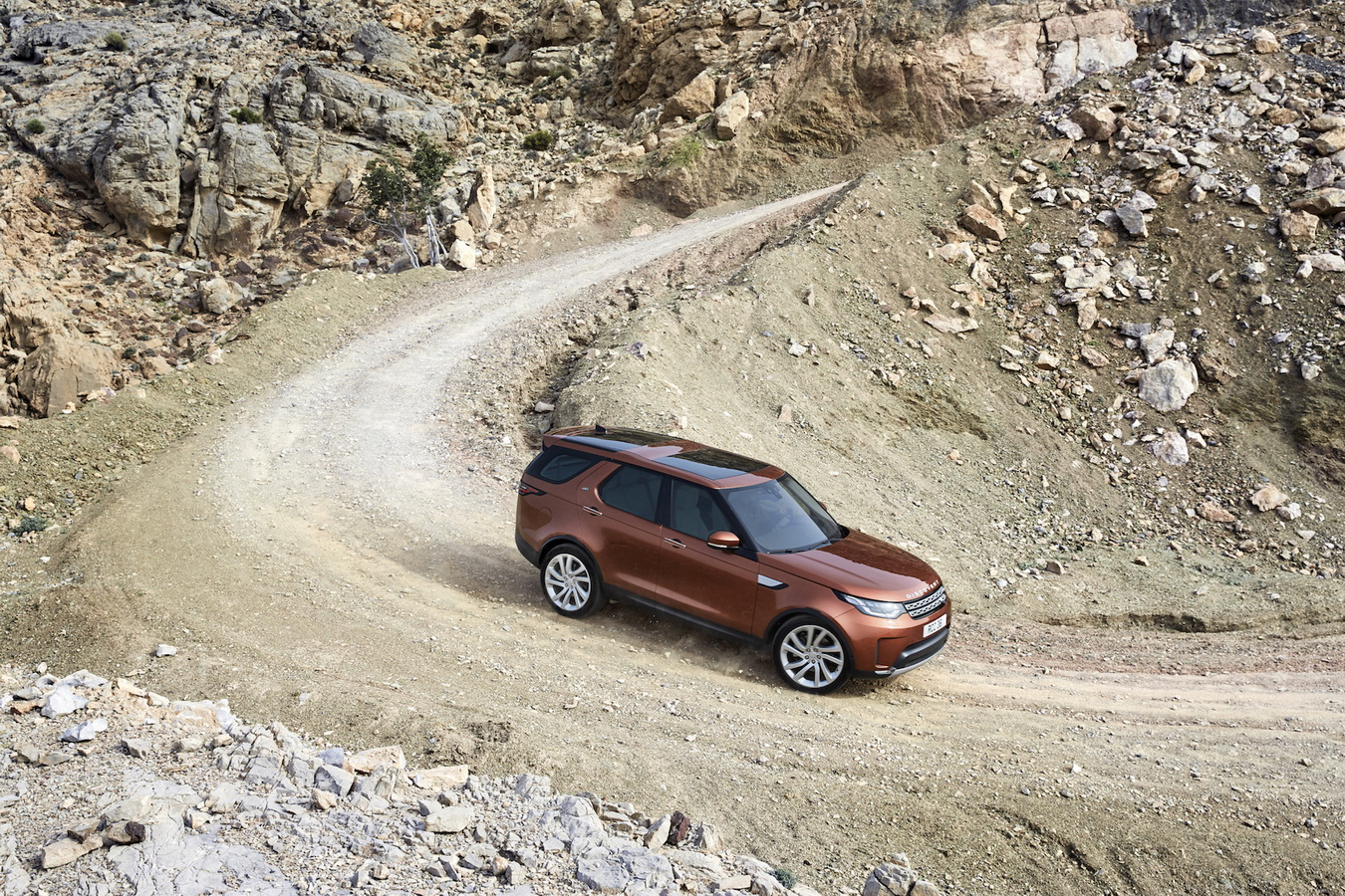 Land Rover Discovery 2017 33