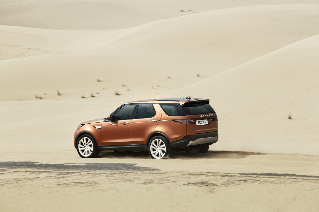 Land Rover Discovery 2017 4