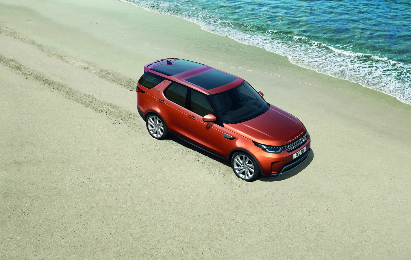 Land Rover Discovery 2017 43