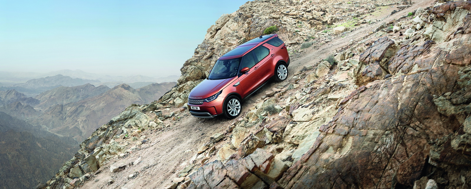 Land Rover Discovery 2017 44