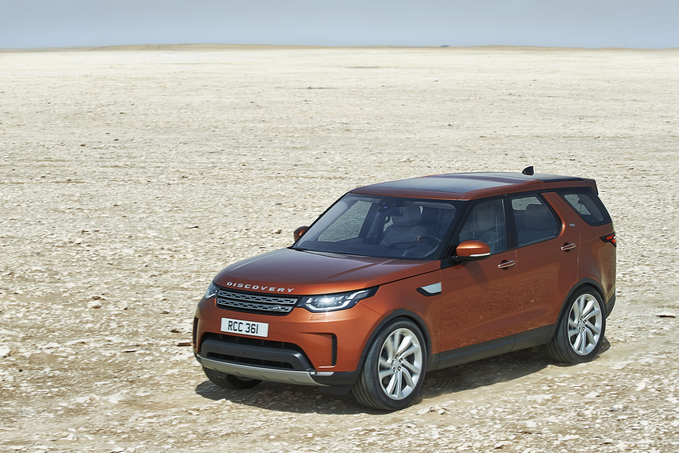 Land Rover Discovery 2017 5