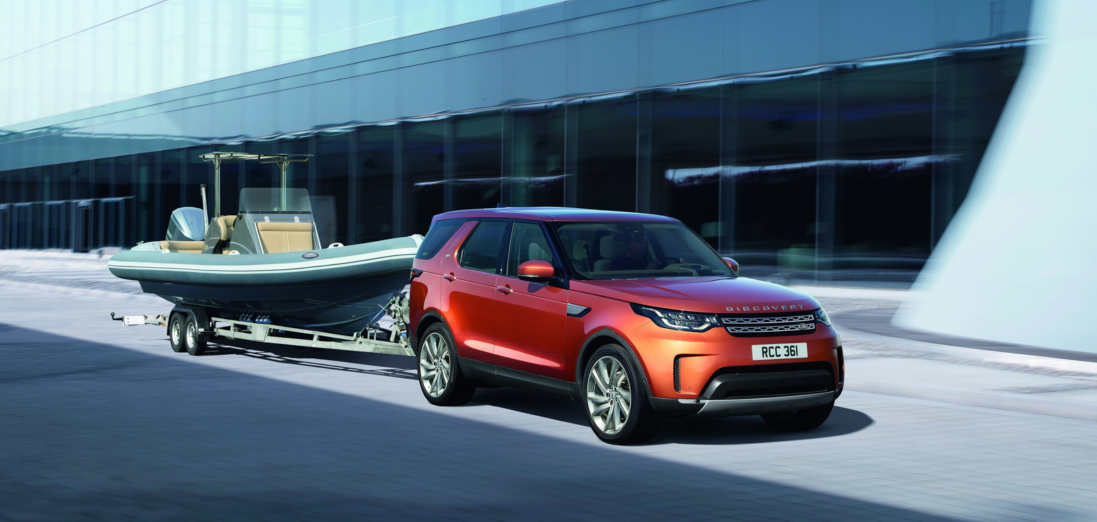 Land Rover Discovery 2017 51