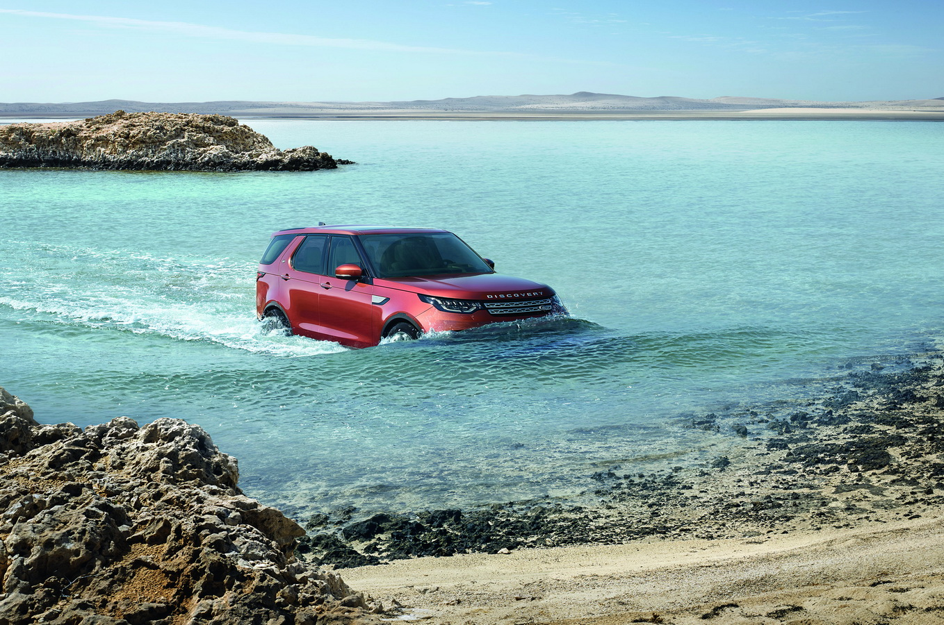 Land Rover Discovery 2017 53