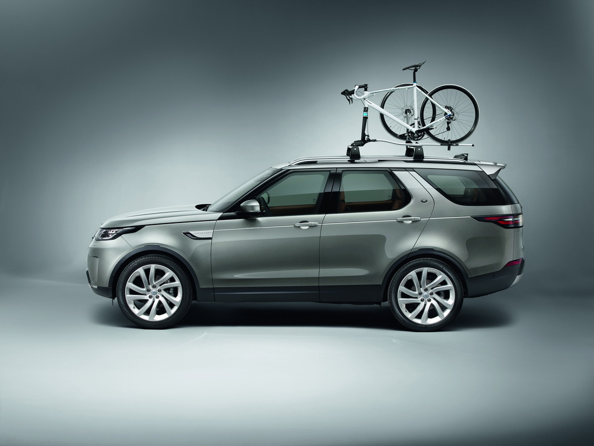 Land Rover Discovery 2017 55