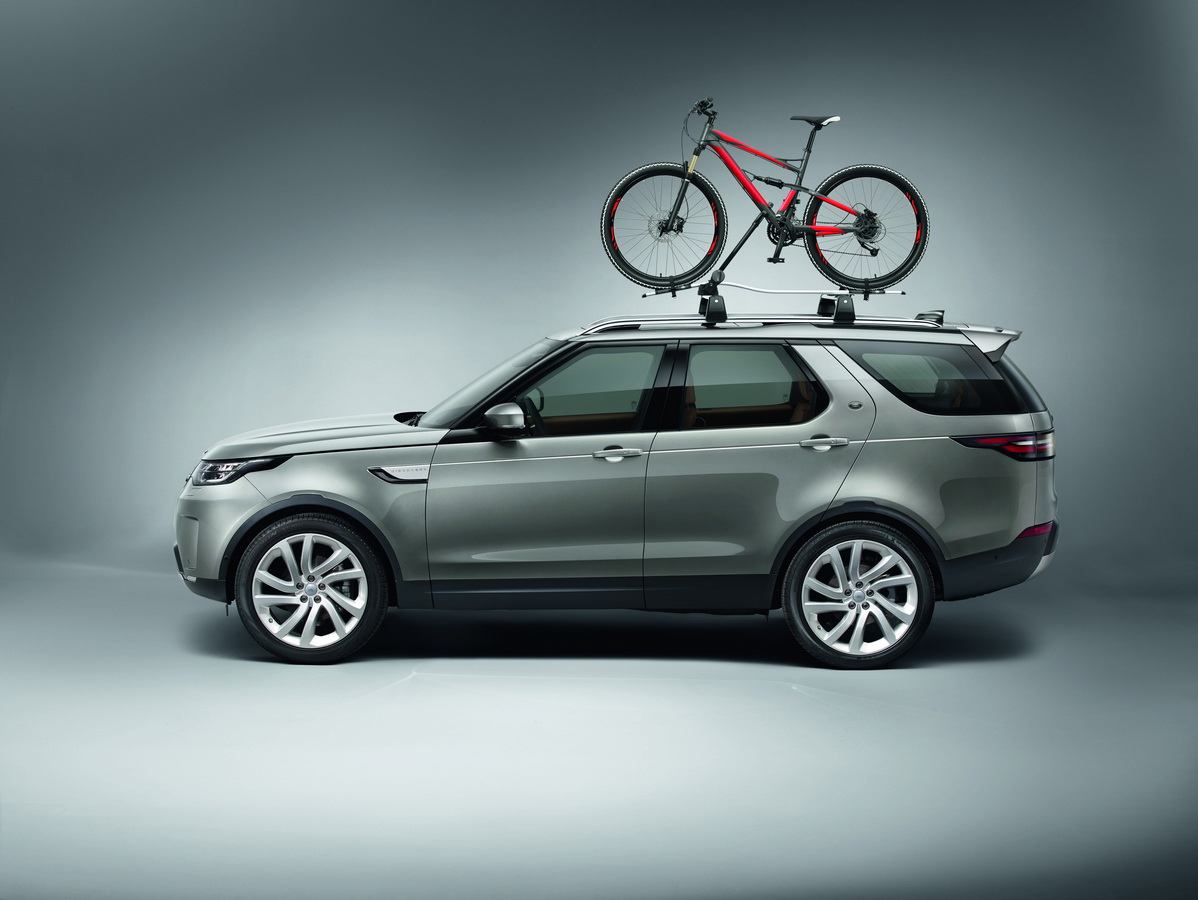 Land Rover Discovery 2017 56