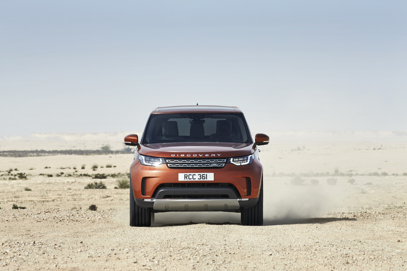 Land Rover Discovery 2017 6