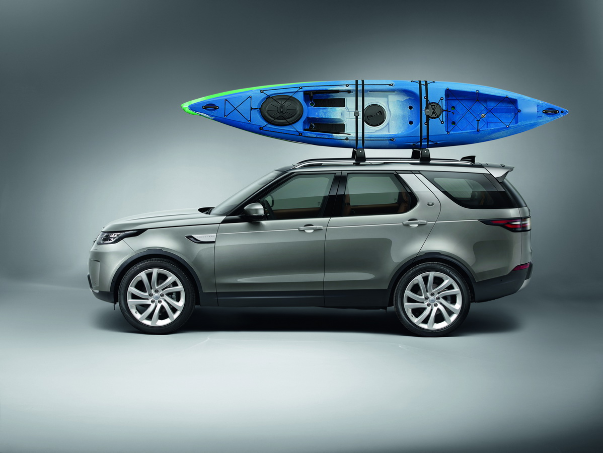 Land Rover Discovery 2017 62