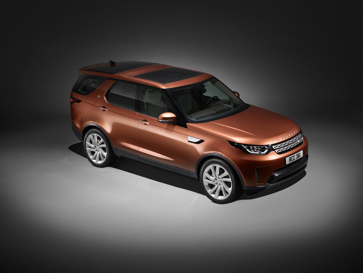 Land Rover Discovery 2017 65