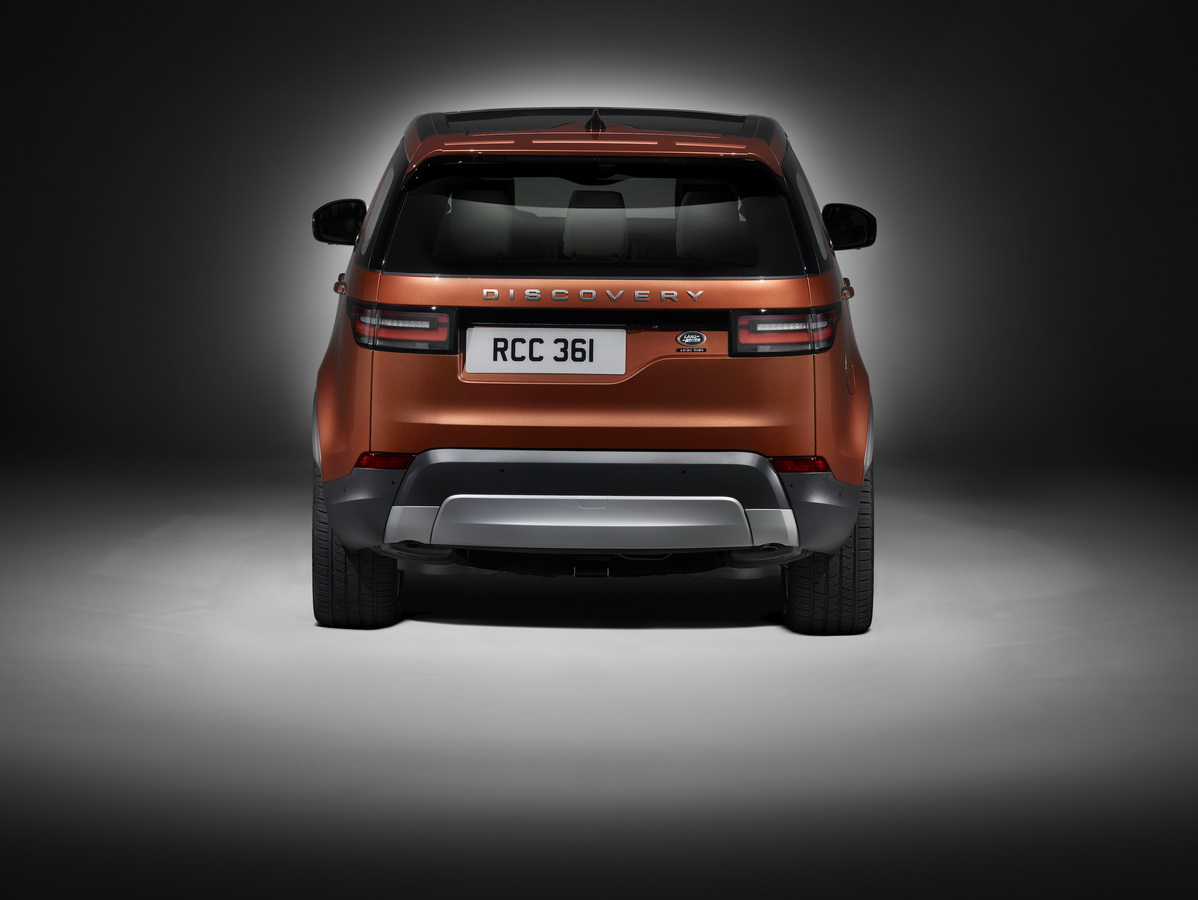 Land Rover Discovery 2017 66