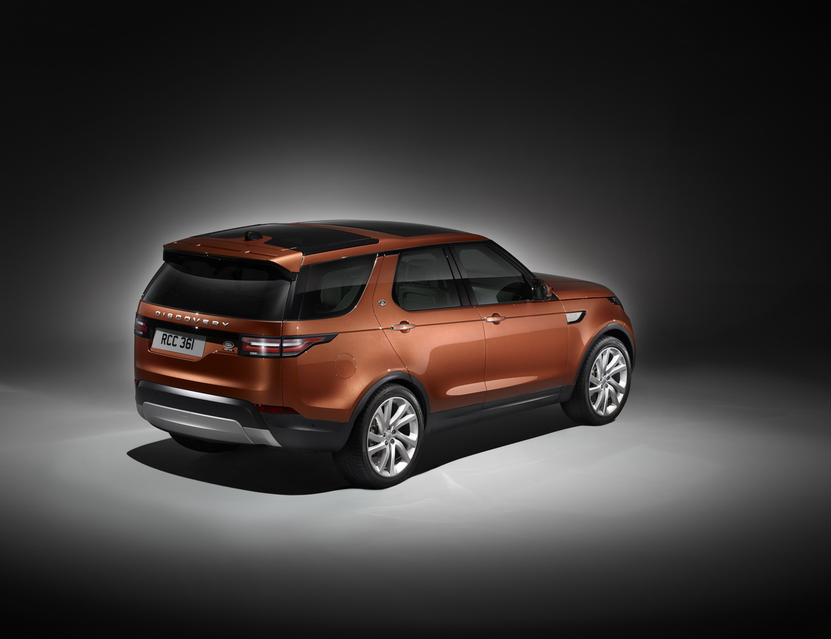 Land Rover Discovery 2017 67