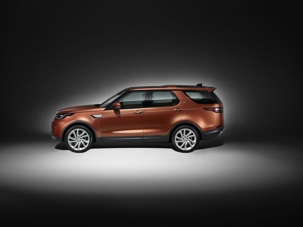 Land Rover Discovery 2017 68