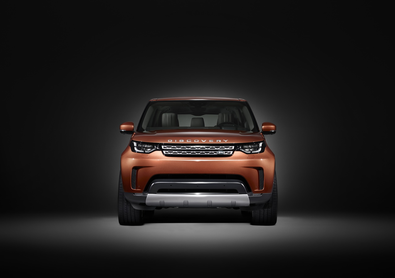 Land Rover Discovery 2017 69