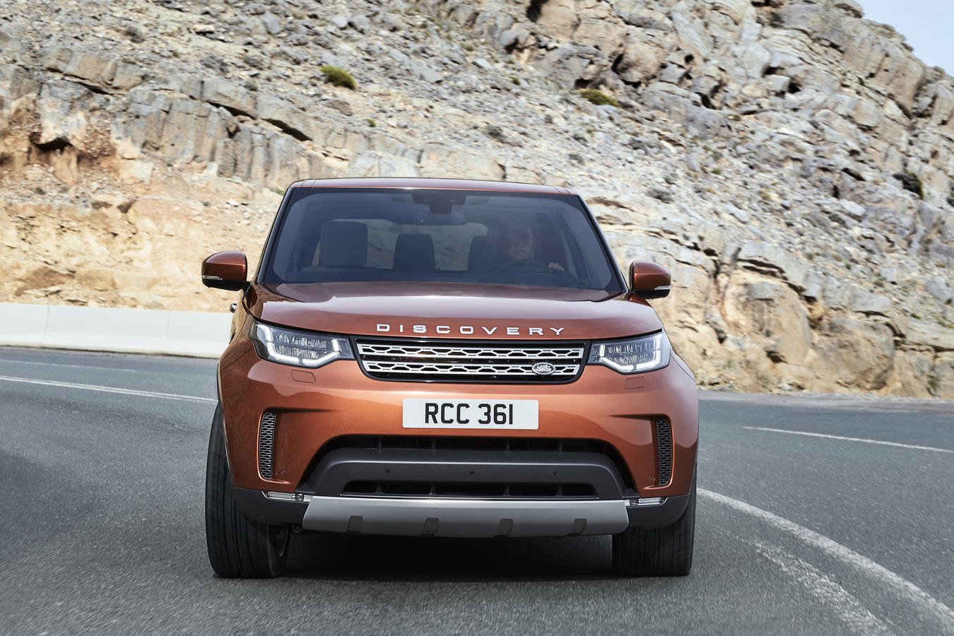 Land Rover Discovery 2017 7