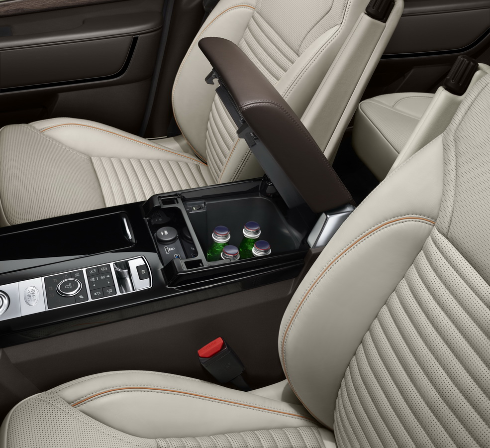 Land Rover Discovery 2017 73