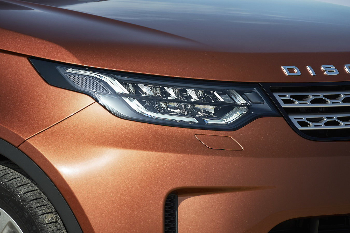 Land Rover Discovery 2017 88