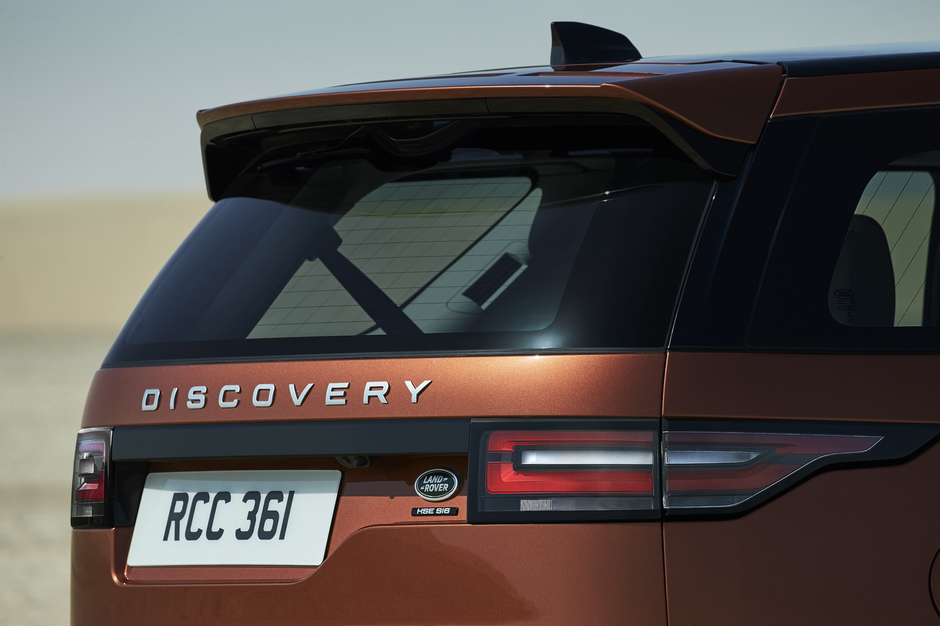 Land Rover Discovery 2017 90