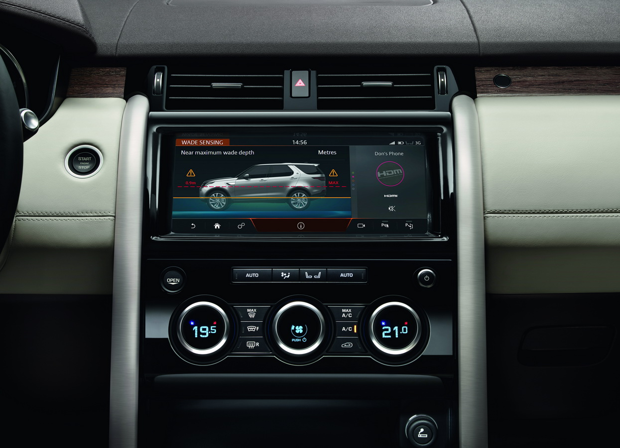 Land Rover Discovery 2017 95