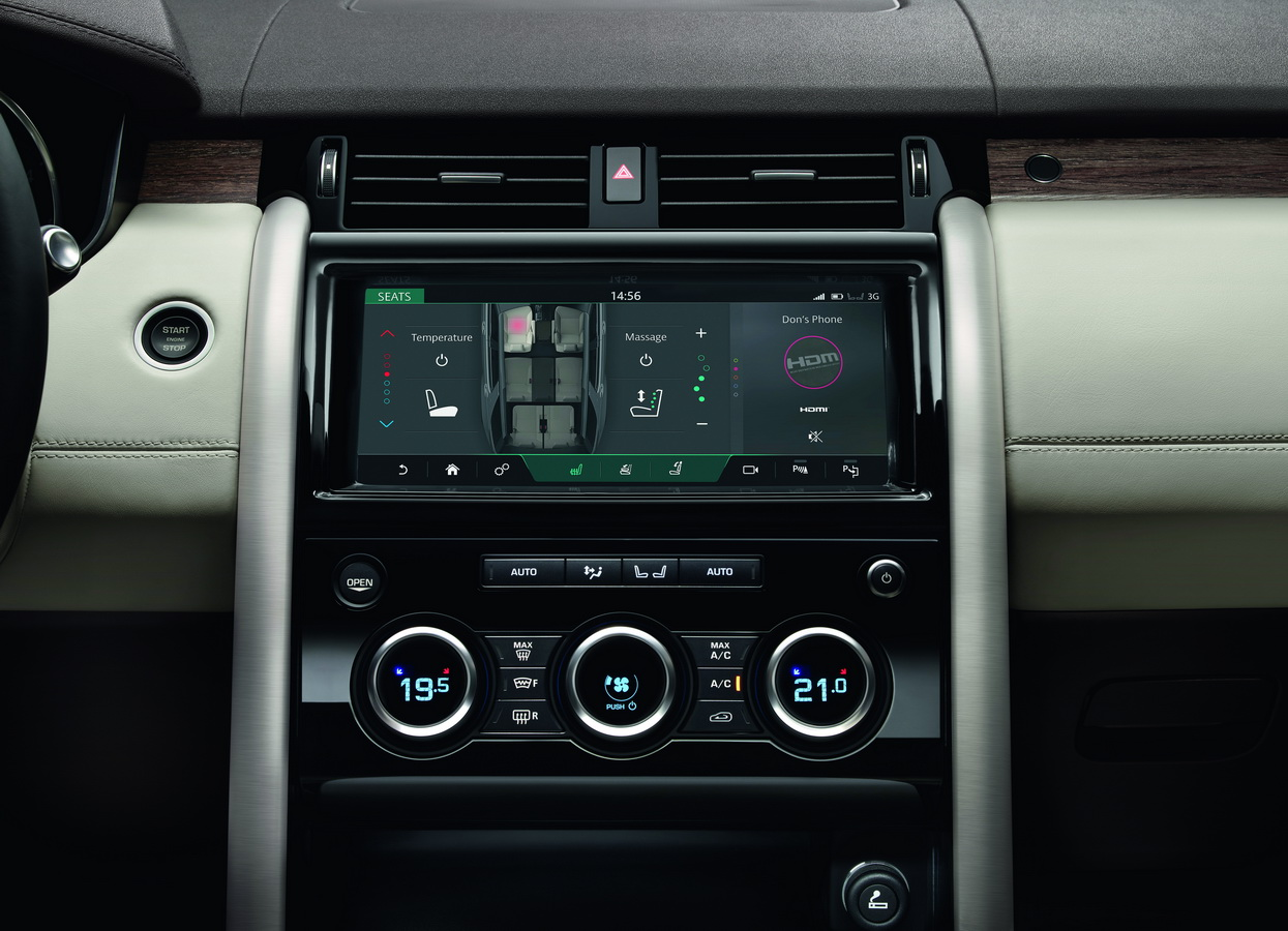 Land Rover Discovery 2017 96
