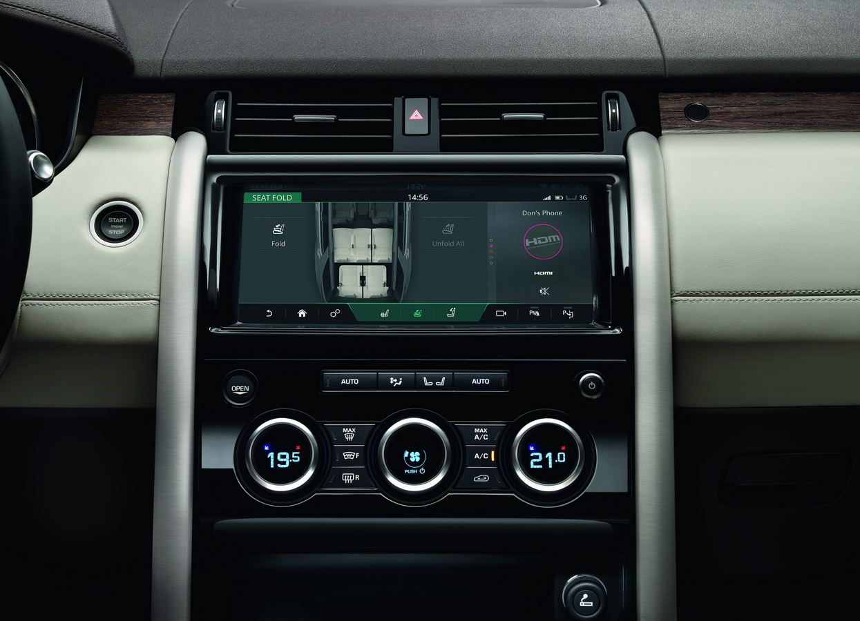Land Rover Discovery 2017 98