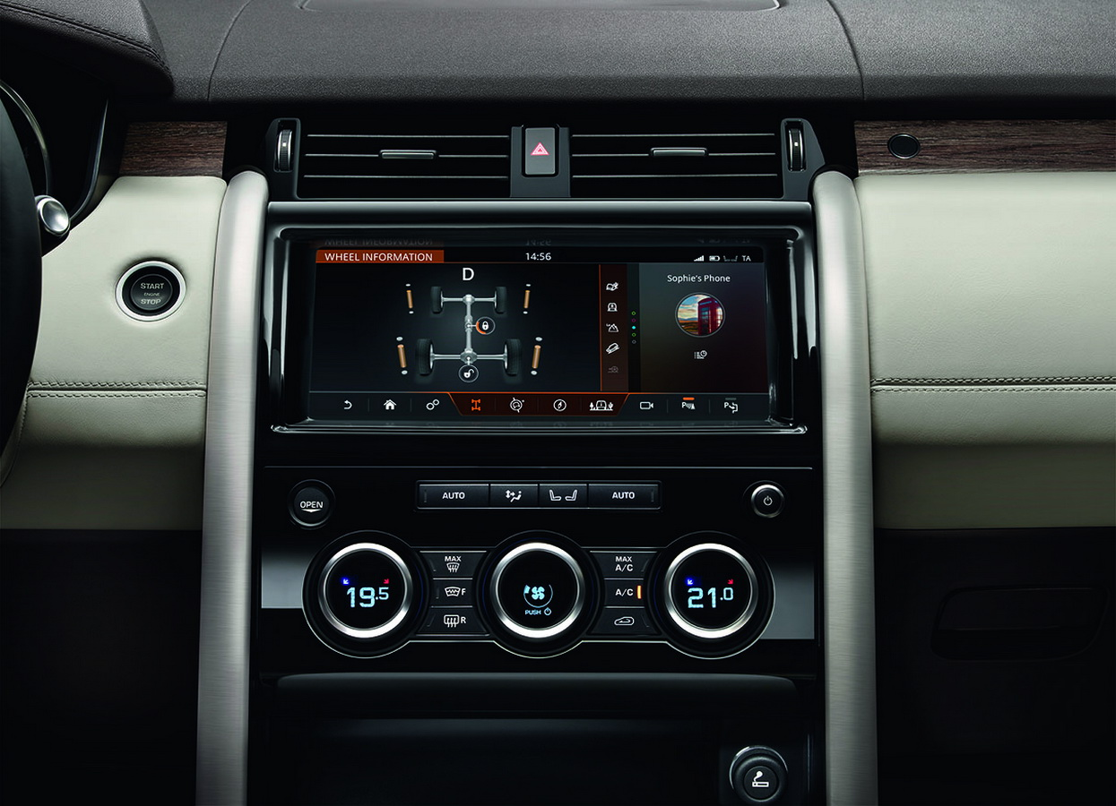 Land Rover Discovery 2017 99