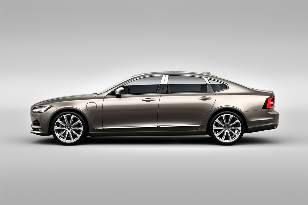 Volvo S90 LWB Excellence 0