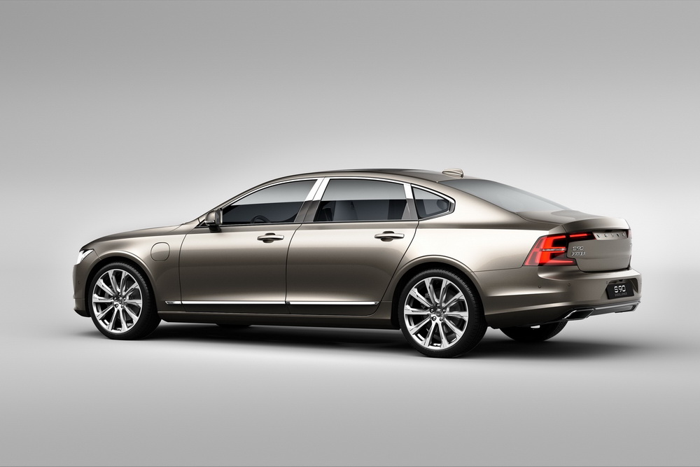 Volvo S90 LWB Excellence 1
