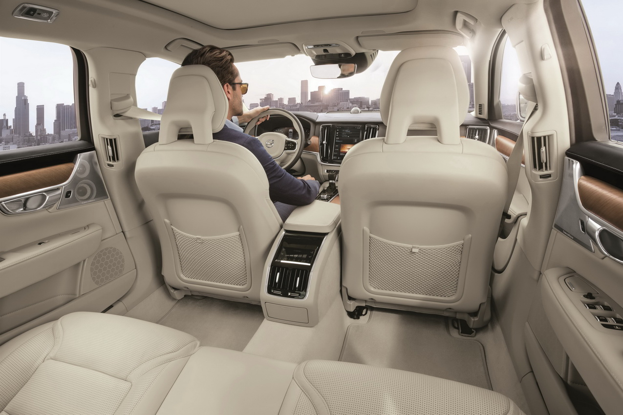 Volvo S90 LWB Excellence 13