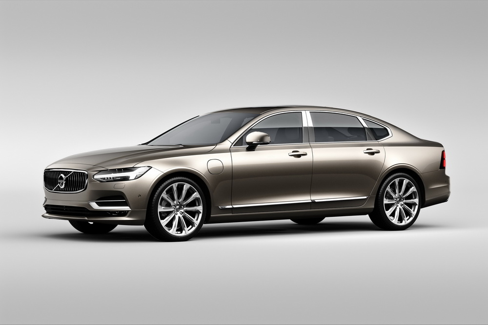 Volvo S90 LWB Excellence 2