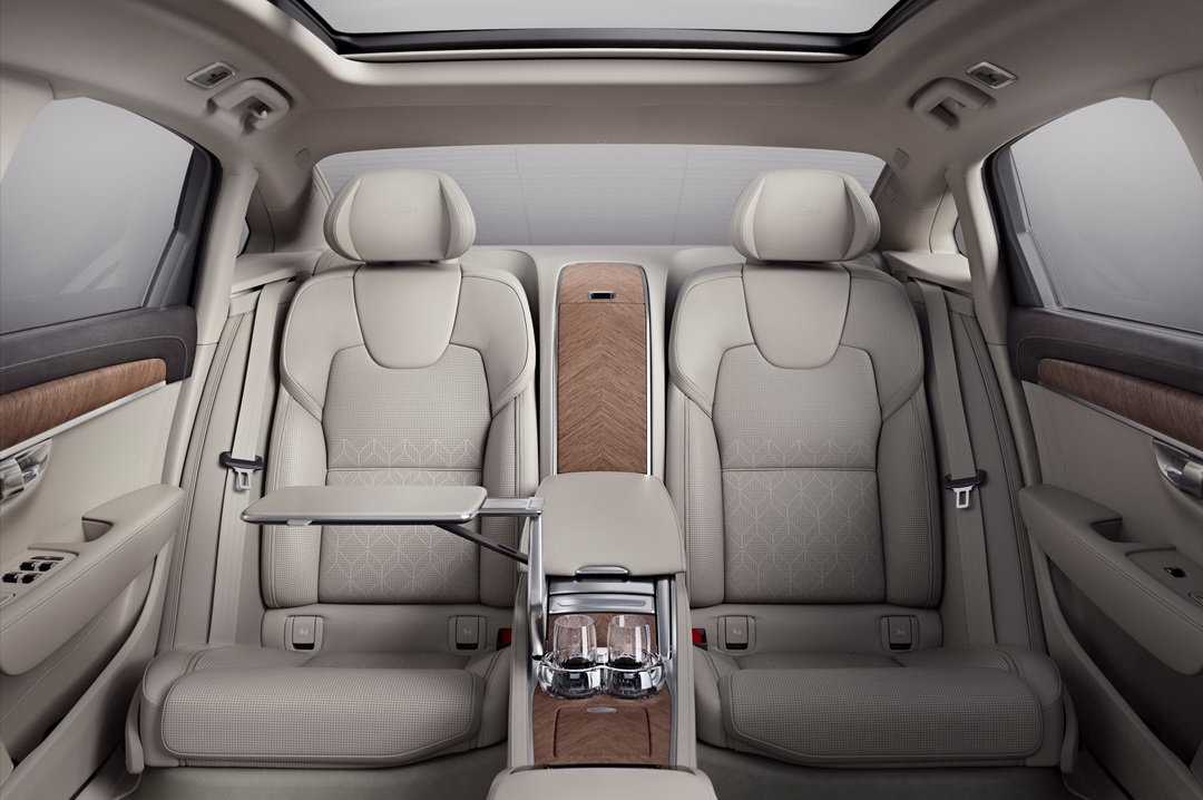 Volvo S90 LWB Excellence 4