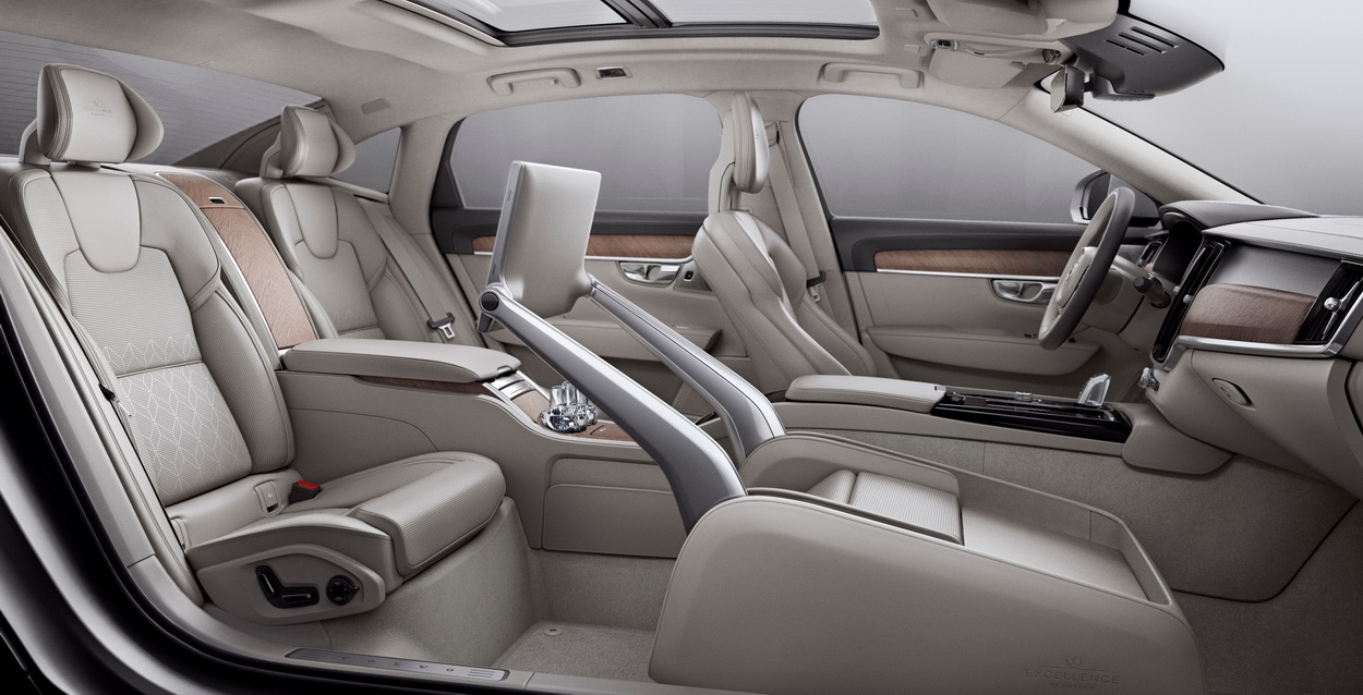 Volvo S90 LWB Excellence 5